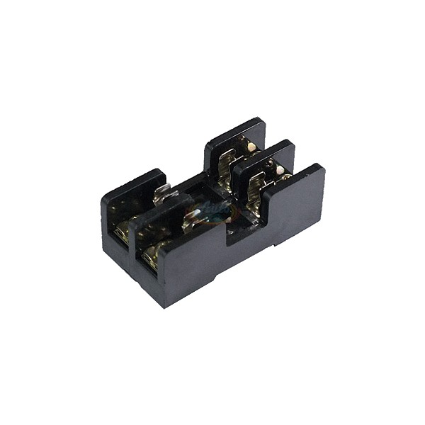 2 poles 10A Fuse Block, Fuse Holder