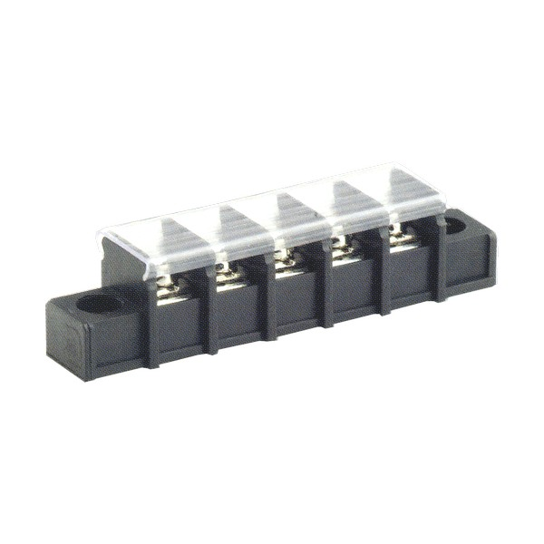 9.5mm pitch. 15A 300VAC, CBP20 Barrier Strip Terminal Blocks